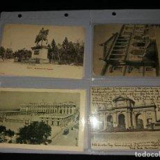 Postales: LOTE DE 8 POSTALES ANTIGUAS DE MADRID. Lote 194718295