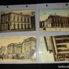 Postales: LOTE DE 8 POSTALES ANTIGUAS DE MADRID. Lote 194718403