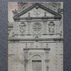 Postales: MADRID LAS CALATRAVAS FOTOTIPIA CASTAÑEIRA POSTAL ANTIGUA. Lote 194915846