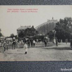 Postales: MADRID ESTACIÓN DEL MEDIODIA DE FOTOTIPIA CASTAÑEIRA . Lote 194942247