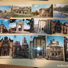 Postales: MADRID CIUDAD LOTE 14 POSTALES SIN CIRCULAR SIN ESCRIBIR 13 DEL ESCUDO DE ORO 1 DE PROCESO-VER FOTOS. Lote 194964705