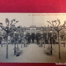 Postales: ANTIGUA POSTAL DE IGUALADA. Lote 194964731