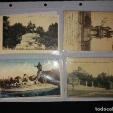 Postales: LOTE DE 8 POSTALES ANTIGUAS DE MADRID. Lote 194980225