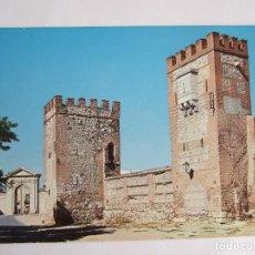 Postales: POSTAL MADRID - ALCALA DE HENARES MURALLAS Y PUERTA DE MADRID - 1974 - VISTABELLA 13 - SIN CIRCULAR. Lote 195000695