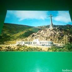 Postales: ANTIGUA POSTAL DE MADRID. SANTA CUZ DEL VALLE DE LOS CAÍDOS. AÑOS 60. Lote 195020625