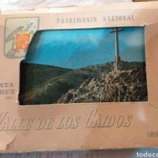 Postales: ACORDEON DE FOTOS EL ESCORIAL. Lote 195048302