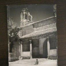 Postales: LOS MOLINOS-IGLESIA PARROQUIAL-POSTAL MADRID-3-POSTAL ANTIGUA-VER FOTOS-(68.038). Lote 195122957