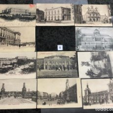 Postales: LOTE DE 11 POSTALES DE MADRID DESDE 1905 . Lote 195168296