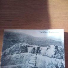 Postales: POSTAL MADRID EL ESCORIAL. Lote 195210940