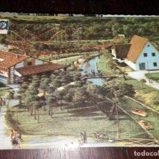 Postales: Nº 36153 POSTAL MADRID PARQUE DE ATRACCIONES CASA DE CAMPO. Lote 195242002