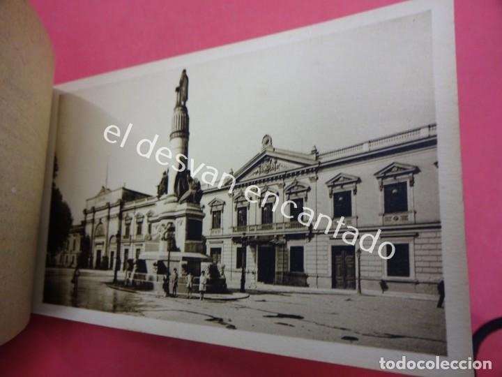 Postales: MADRID. Bloc postales con mapa desplegable. LA RUTA DEL TURISTA - Foto 5 - 195277812
