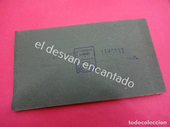 Postales: MADRID. Bloc Postal. Serie 3ª. 20 tarjetas (una doble) - Foto 5 - 195278363