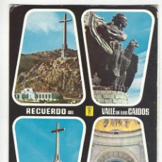 Postales: 43 - RECUERDO DEL VALLE DE LOS CAIDOS. Lote 195288148