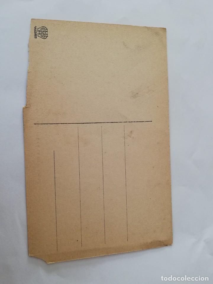 Postales: POSTAL DE MADRID. CIUDAD LINEAL. AURORITA. CASA PARA OBREROS EN LA MANZANA 95. ED. HAUSER Y MENET, N - Foto 2 - 195291847