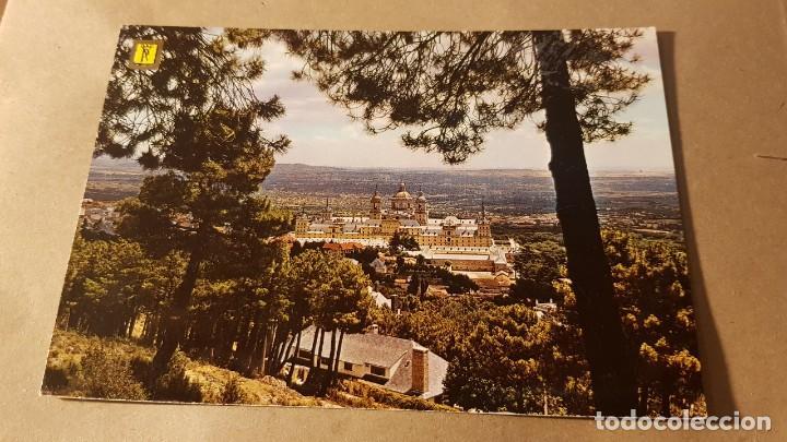 POSTAL. MADRID. EL ESCORIAL. AÑOS 70. SIN CIRCULAR (Postales - España - Madrid Moderna (desde 1940))