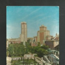 Postales: POSTAL CIRCULADA - MADRID 9 - JARDINES DE SABATINI - EDITA DOMINGUEZ. Lote 195327705