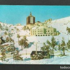 Postales: POSTAL CIRCULADA - PUERTO DE NAVACERRADA 6 - MADRID - EDITA CUSCO. Lote 195332901