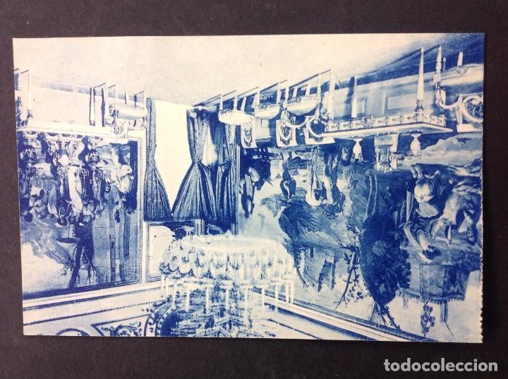 MADRID. EL PARDO. PALACIO REAL, TAPICES DE ZACARIAS GONZALEZ Y DE VELAZQUEZ, (Postales - España - Comunidad de Madrid Antigua (hasta 1939))