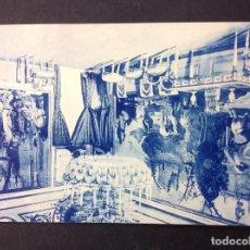Postales: MADRID. EL PARDO. PALACIO REAL, TAPICES DE ZACARIAS GONZALEZ Y DE VELAZQUEZ,. Lote 195414467