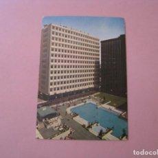Postales: MADRID. HOTEL APARTAMENTOS CENTRO NORTE. AGUSTIN DE FOXA 31. MADRID. 1976. CIRCULADA.. Lote 195461532