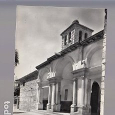 Postales: MIRAFLORES DE LA SIERRA (MADRID).- FACHADA PRINCIPAL DE LA IGLESIA. Lote 195487996