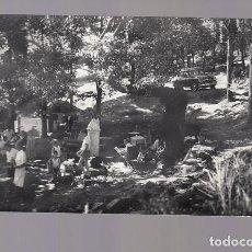 Postales: MIRAFLORES DE LA SIERRA (MADRID).- FUENTE DEL CURA. Lote 195488083
