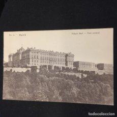 Postales: POSTAL N 6 MADRID PALACIO REAL NO INSCRITA NO CIRCULADA. Lote 195734411