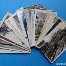 Postales: MADRID - 38 ANTIGUAS POSTALES DIFERENTES - VER FOTOS ADICIONALES. Lote 196109935