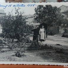 Postales: ALCALÁ DE HENARES, MADRID, FOTO 1935,ORIGINAL Y BUEN ESTADO. Lote 196334908