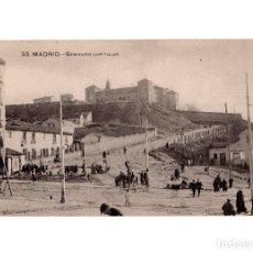 Postales: MADRID.- SEMINARIO CAPITULAR.. Lote 196380493
