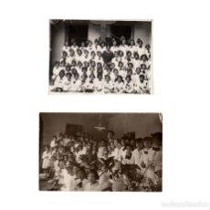 Postales: MADRID.- 1º GRUPO ESCOLAR DEL COLEGIO EMBAJADORES 1934.. Lote 196483723