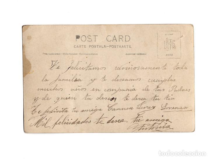 Postales: COLMENAR VIEJO.(MADRID).- CORRIDA DE TOROS 1914. POSTAL FOTOGRÁFICA. - Foto 2 - 196484181