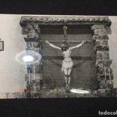 Postales: POSTAL 6 CRISTO DE LAS MERCEDES PATRON GALAPAGAR MADRID VISTABELLA NO INSCRITA NO CIRCULADA. Lote 196490066