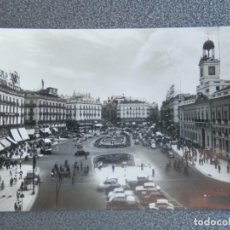 Postales: MADRID LOTE DE 20 POSTALES FOTOGRÁFICAS ANTIGUAS . Lote 197113808