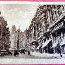 Postales: TARJETA POSTAL - MADRID - Nº 21 AVENIDA DE PI Y MARGALL - ESCRITA SIN SELLO - . Lote 197237816
