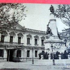 Postales: TARJETA POSTAL - MADRID - Nº 1706 SENADO - HUNSER - ESCRITA 1930 CON SELLO - . Lote 197237951