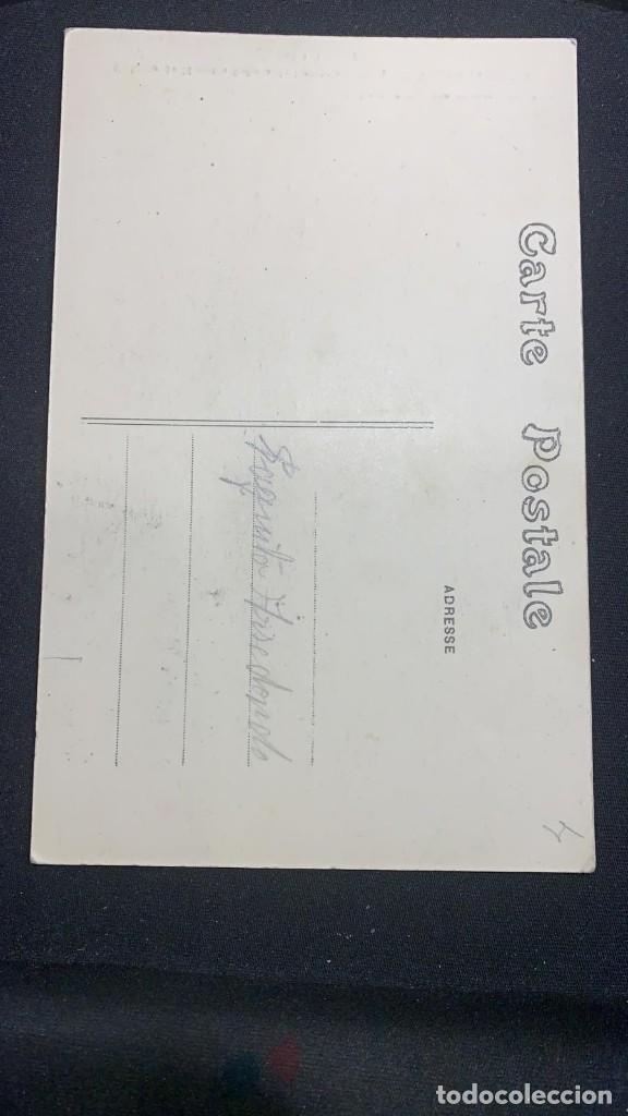 Postales: POSTAL INTERIOR CAPILLA PRINCIPAL COLEGIO NUESTRA SEÑORA DE LORETO PRÍNCIPE DE VERGARA MADRID S XX - Foto 2 - 197422895