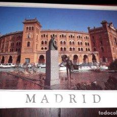 Postales: Nº 37107 POSTAL MADRID PLAZA MONUMENTAL DE LAS VENTAS TOROS. Lote 197852728