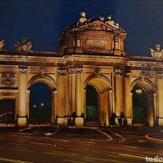 Postales: POSTAL DE LA PUERTA DE ALCALÁ MADRID. Lote 198366023