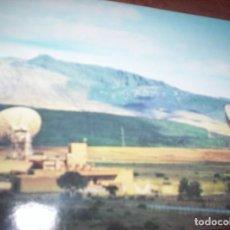 Postales: BUITRAGO - ESTACION TERRENA DE COMUNIDADES. Lote 198557527