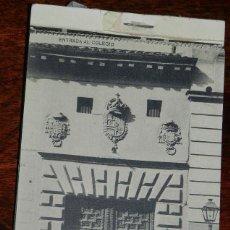 Postales: CUADERNILLO 19 POSTALES DE MADRID. REAL COLEGIO DE SANTA ISABEL, ED. HAUSER Y MENET, ALGUNAS ESTAN . Lote 198609053