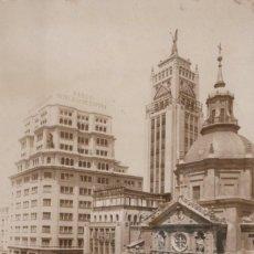 Postales: FOTO POSTAL DE MADRID. Lote 199448251