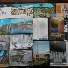 Postales: MADRID, LOTE DE 16 POSTALES, VER DESCRIPCIÓN. Lote 199831078