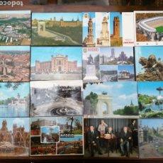 Postales: MADRID, LOTE DE 24 POSTALES. Lote 199843901