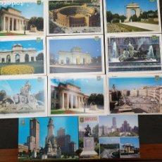 Postales: MADRID, LOTE DE 11 POSTALES L. DOMÍNGUEZ S. A.. Lote 199845948