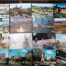Postales: MADRID, LOTE DE 35 POSTALES. DOMINGUEZ. Lote 199851901