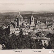 Postais: POSTAL EL ESCORIAL - VISTA GENERAL - MANIPEL. CIRCULADA. Lote 200022140