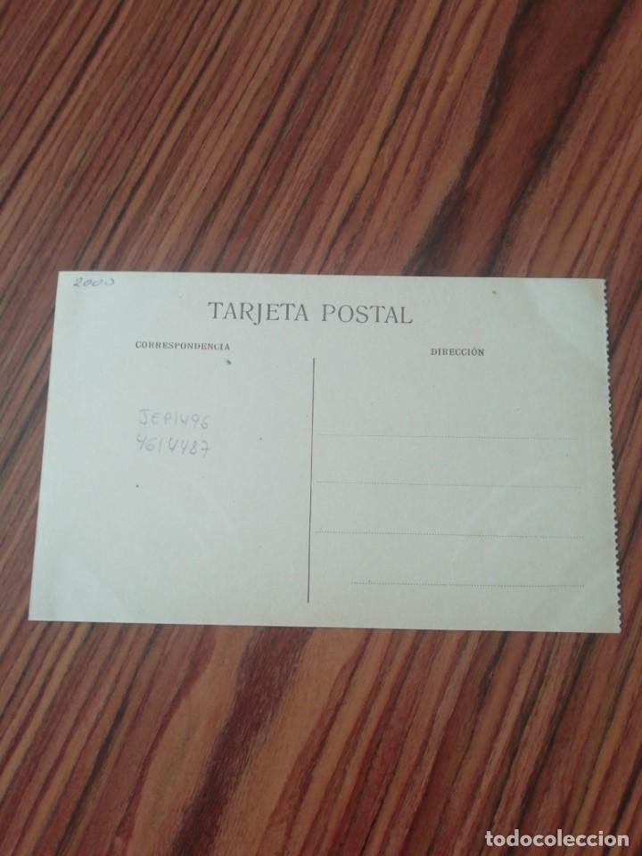 Postales: Postal Madrid. Entrada al Campo del Moro. C, A y L. SC - Foto 2 - 200359277