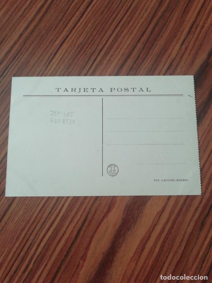Postales: Postal Madrid. Palacio Real y Plaza de la Armería. Lacoste. SC - Foto 2 - 200361316