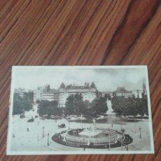 Postales: POSTAL MADRID. PLAZA DE CÁNOVAS Y HOTEL RITZ. HAUSER Y MENET. SC. Lote 200362347